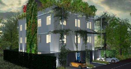 GREEN HOUSE IN CENTRO CITTA' | VICENZA