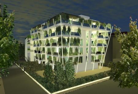GREEN HOUSE VIA MASSARIA | VICENZA